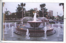 Dancing Waters Marble Fountain