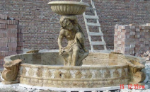 Man with Bowl Fountain