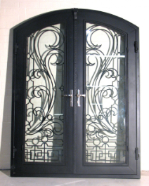 Double Door, Black Contemporary