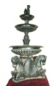 Fountain - 3 Tiered Sea-horse