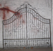 Gate - Small Iron