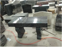 Bench Marble No 2 No Back