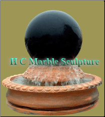 * Marble Ball Fountains