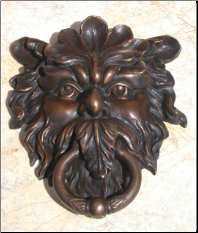 Zeus Door Knocker (SKU: HCBdkn29001)