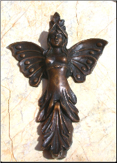 Butterfly Lady Dr Knocker (SKU: HCBdkn29013)