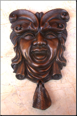 Small Carnival Door Knocker (SKU: HCBdkn29016)