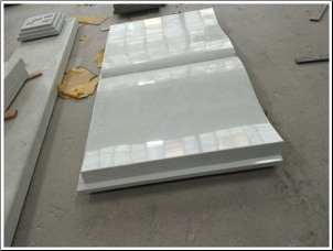 HCMmnmt_Book No 1 White Marble