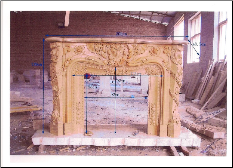Installation Marble Mantles