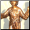 Bronze Sculpture Young Jesus