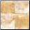 This Type of marble is called Travertine, it is not smooth. It has crevices.
