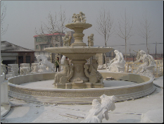 * Marble Large Fountains Part 1