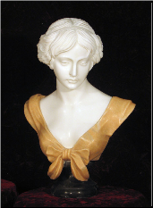 English Lady Bust Lg