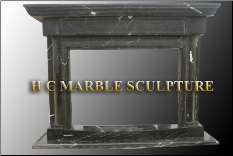 Suround Marble Mantle