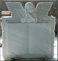 Angel on Open Book Monument