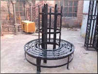 * Wrought Iron Accessories