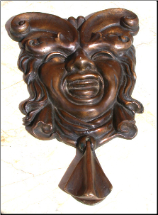 Carnival Door Knocker
