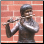 Girl Playing Flute, Bronze Statue