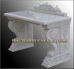 Marble Writting Desk