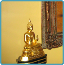 Buddha Small Custom Statue