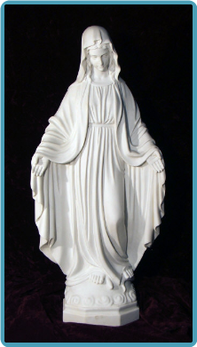 Marble Statue of Madonna