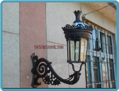 * CAST IRON Lighting