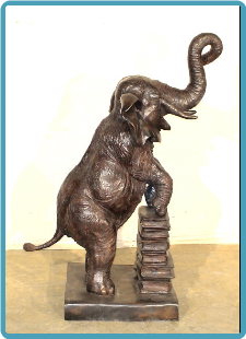 Elephant Parade on Books