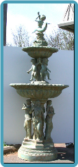 Bronze Fountains
