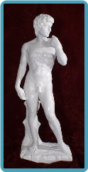 Marble Sculpture of David