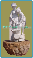 Marble Fountains - Medium and Small