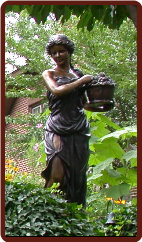 Bronze Statue 4 Seasons Spring