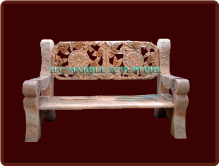 * Marble Benches