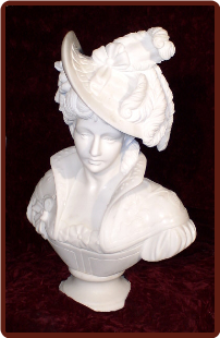 French Lady Bust