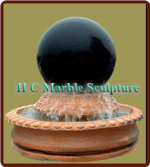Marble Ball Fountains