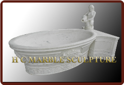 Marble Bathtubs & Sinks