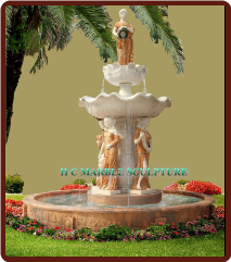 * Marble Large Fountains Part 2