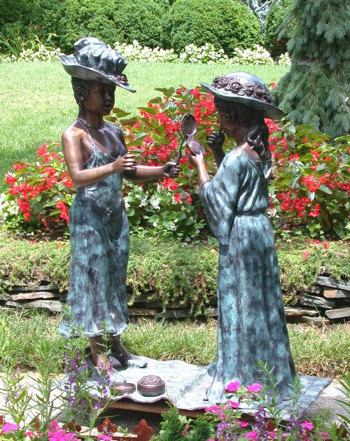 Children Bronze Statues Children Sculpture Children